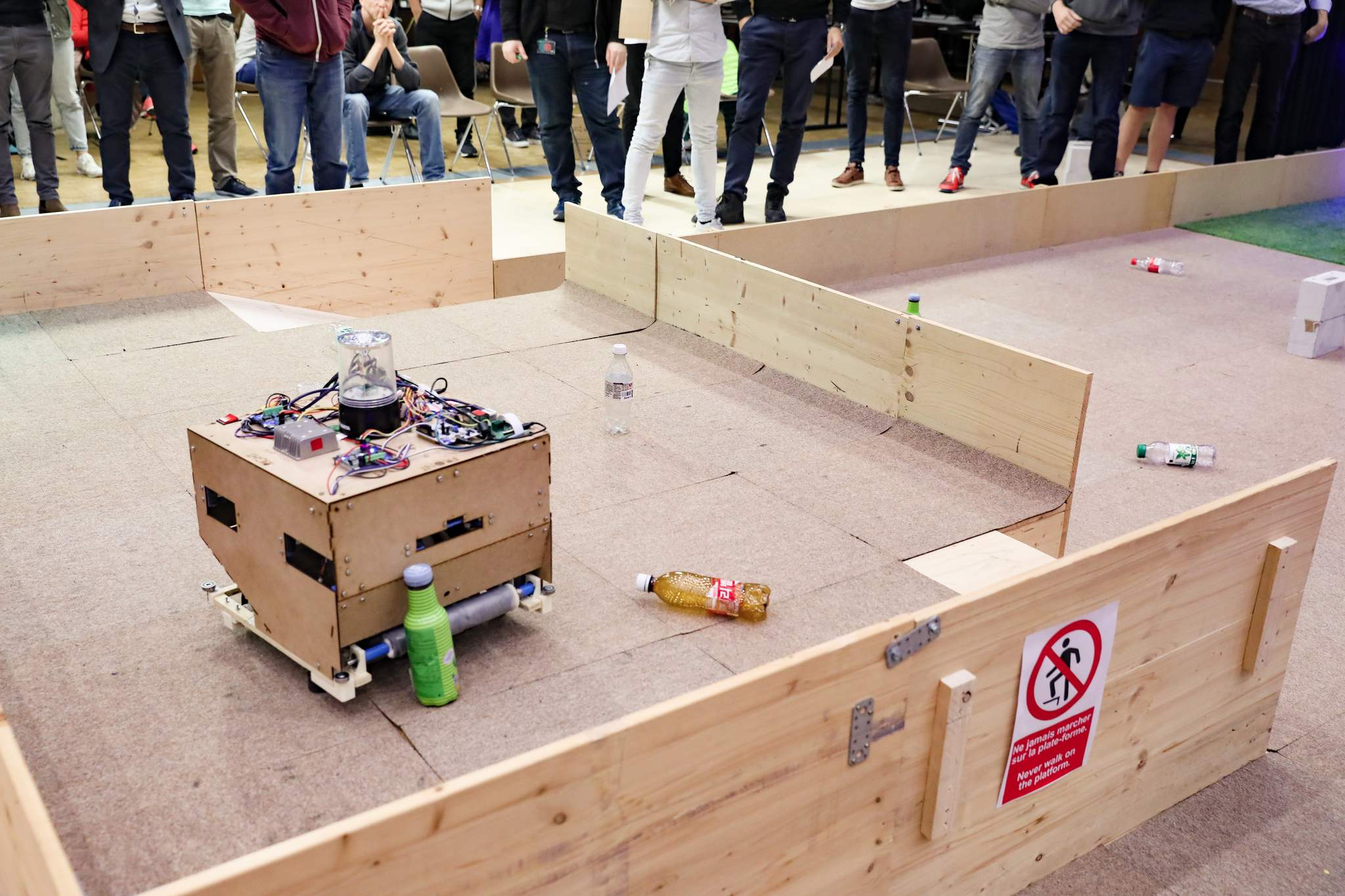 Robot competition image